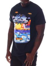 Pink Dolphin - MOTORSPORT SUNSET TEE-2608422