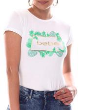 Bebe - Tee W/Screen Foil-2609303