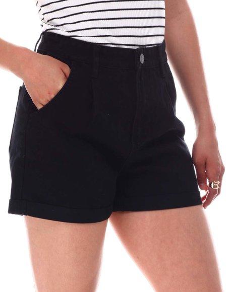 YMI Jeans - Mom Short W.Roll Cuff