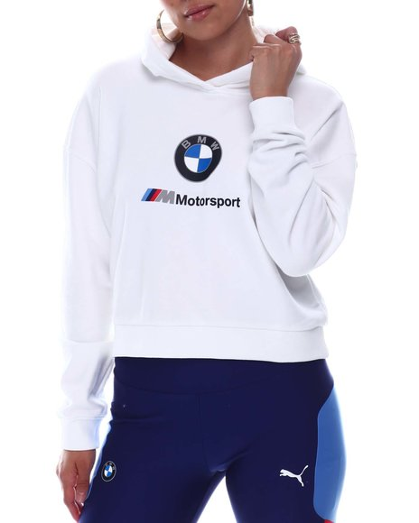 Puma - BMW MMS WMN Street Hoodie