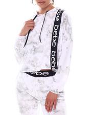 Women - Tie Dye Pull over Hoodie-2609363