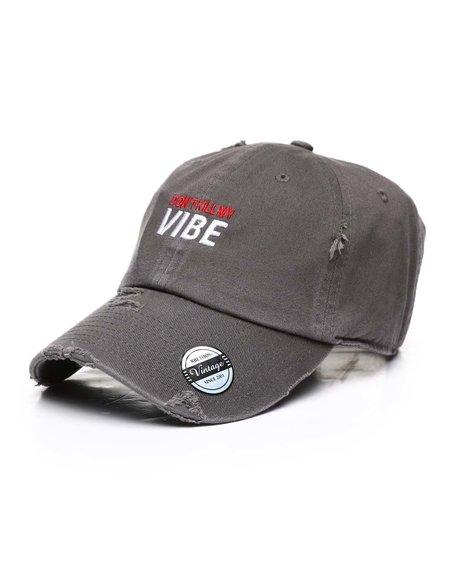 Buyers Picks - Dont Kill My Vibe Vintage Dad Hat