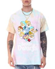 Diamond Supply Co - DIAMOND DWARFS TIE DYE TEE-2607703