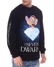 Diamond Supply Co - SEVEN DWARFS LS TEE-2607953