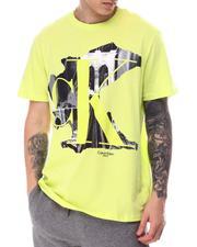 Calvin Klein - SS MULTI CITYSCAPE CREW-2608956