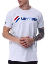 T-Shirts - SPORTSTYLE APPLIQUE TEE-2608986