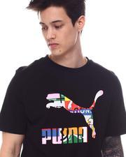 T-Shirts - PUMA INTL TEE-2607004