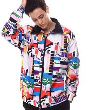 Men - PUMA INTL LAB TRACK Jacket-2607023