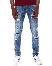 Rutherford - NICHOLSEN Rip and Repair Skinny Jean-2610720