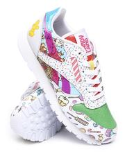 Reebok - Candy Land Classic Leather Jr. Sneakers (4-7)-2610811