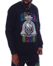 Bread Gang - VVS Crewneck Sweatshirt-2608131