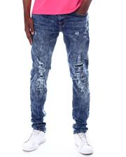 Rutherford - Finbar Skinny fit rip and repair jean-2610733