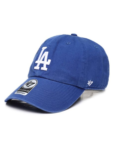 '47 - Los Angeles Dodgers Heritage 47 Clean Up Cap