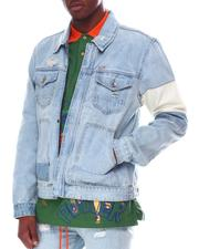 Denim Jackets - ACADEMIA JACKET-2611938