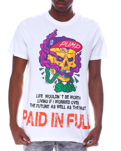 SWITCH - SWAG SKULL TEE