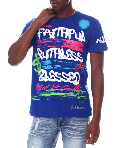 SWITCH - Graffiti  BLESSED Tee