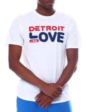 Fila - DETROIT LOVE TEE-2612131