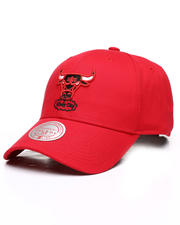 Mitchell & Ness - Chicago Bulls Prime Roy Velcro Strapback Hat-2612770
