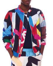 Diamond Supply Co - DIAMOND x STUART DAVIS BOMBER-2607324