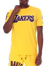 Pro Standard - Los Angeles Lakers James Pro Team Shirt-2610199