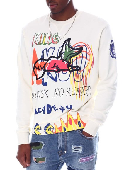 AKOO - SNOBBY TAG CREW Sweatshirt