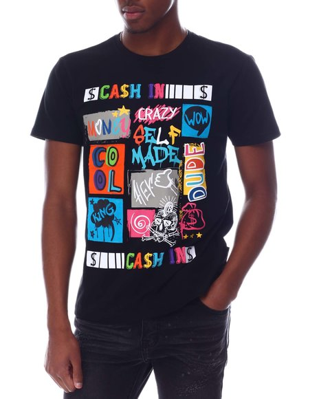 SWITCH - DOODLE PATCH TEE