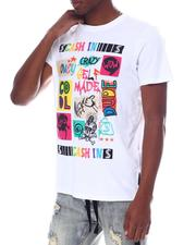 SWITCH - DOODLE PATCH TEE-2612009