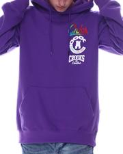 Crooks & Castles - CROOK WITH PRIDE HOODIE-2613218