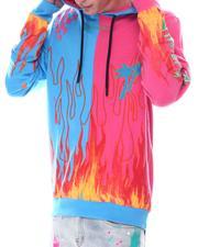 Reason - Split Flame Hoodie-2612708