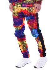 Sweatpants - PAISLEY TRACK PANT-2613747