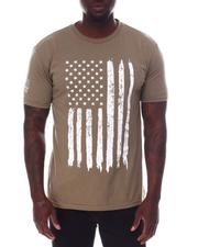Rothco - Rothco Distressed US Flag Athletic Fit T-Shirt-2612857