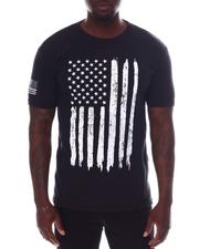 Rothco - Rothco Distressed US Flag Athletic Fit T-Shirt-2612891