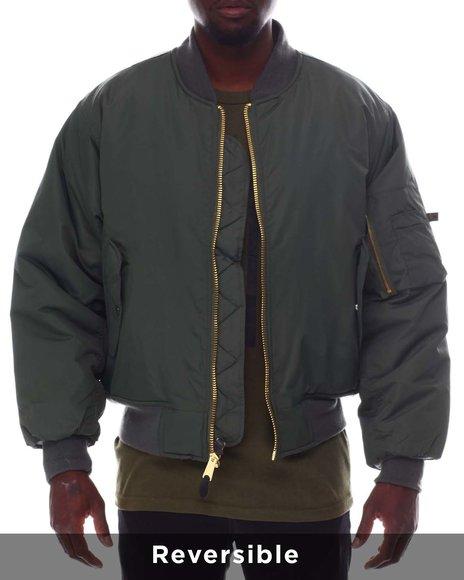 Rothco - Rothco Enhanced Nylon MA-1 Flight Jacket
