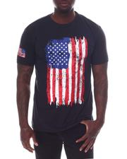 Rothco - Rothco Distressed US Flag Athletic Fit T-Shirt-2612922