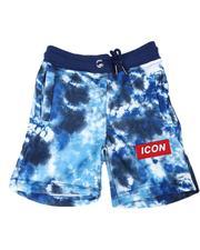 Shorts - Icon Tie Dye Fleece Shorts (4-7)-2613612