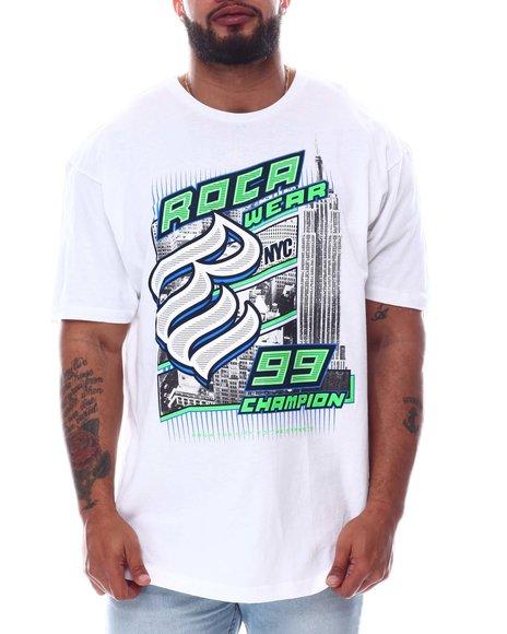 Rocawear - Street Moves T-Shirt (B&T)