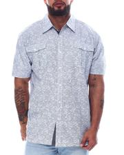 Rocawear - Squadron Woven Shirt (B&T)-2612357