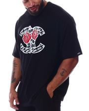Crooks & Castles - Roses T-Shirt (B&T)-2613024