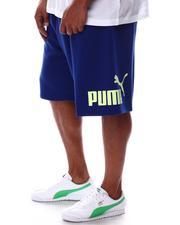 Puma - Big Logo Fleece Shorts (B&T)-2612223