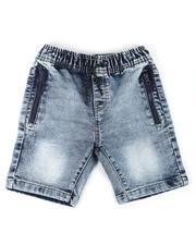 Tony Hawk - Knitted Denim Shorts (4-7)-2614122