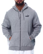 Puma - Essential Small Logo Full Zip Hoodie (B&T) -2614611