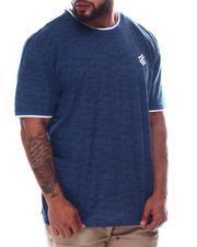 Rocawear - Big Ringer Crew T-Shirt (B&T)-2612258