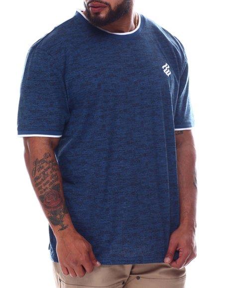Rocawear - Big Ringer Crew T-Shirt (B&T)