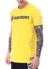 Superdry - SPORTSTYLE APPLIQUE TEE-2614148