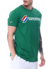 Superdry - SPORTSTYLE APPLIQUE TEE-2614164
