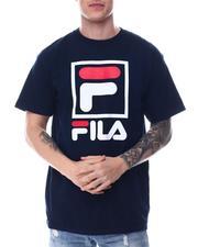 Fila - STACKED TEE SHIRT-2614400
