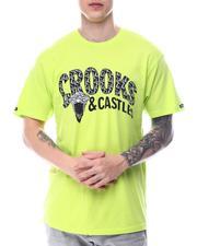 Crooks & Castles - LUX MEDUSA TEE-2613148