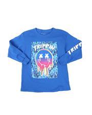 Long-Sleeve - Trippin Long Sleeve T-Shirt (8-20)-2614277