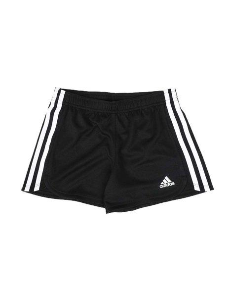 Adidas - 3-Stripes Mesh Shorts (7-16)