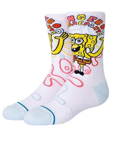 Stance Socks - Imagination Bob Kids Socks (Youth)